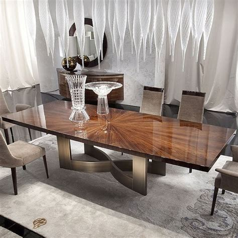 25 best ideas about dining table design on