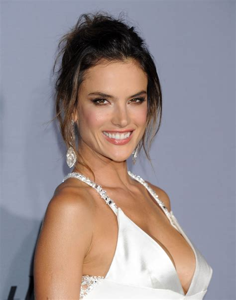 Alessandra Ambrosio by Alessandra Ambrosio 2015 Instyle Awards In Los Angeles