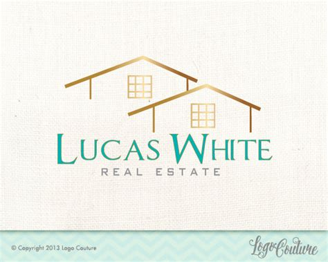 premade real estate company logo real estate premade logo