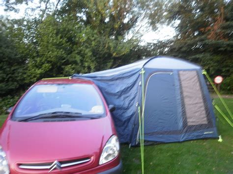 estate car awning tent 3 good things about my new car page 2 french car forum