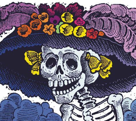 imagenes de la revolución mexicana a color en los huesos pero elegante la catrina pulsodf