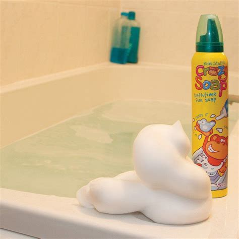 bathtub foam soap crazy soap water games special needs special needs tactile