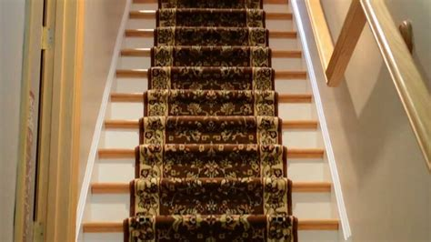 How To Make A Rug Out Of Carpet Village Carpet Oriental Stair Runner Installation