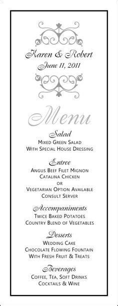 wedding menu card template uk lovely wedding menu card template uk wedding card