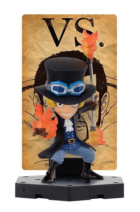 ichiban kuji one dressrosa battle hen card stand