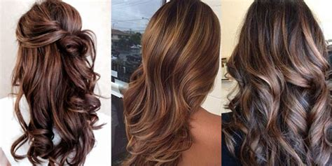 summer hilite trends for bruneetes 2015 hottest hair color trends in 2016 fashion trends styles