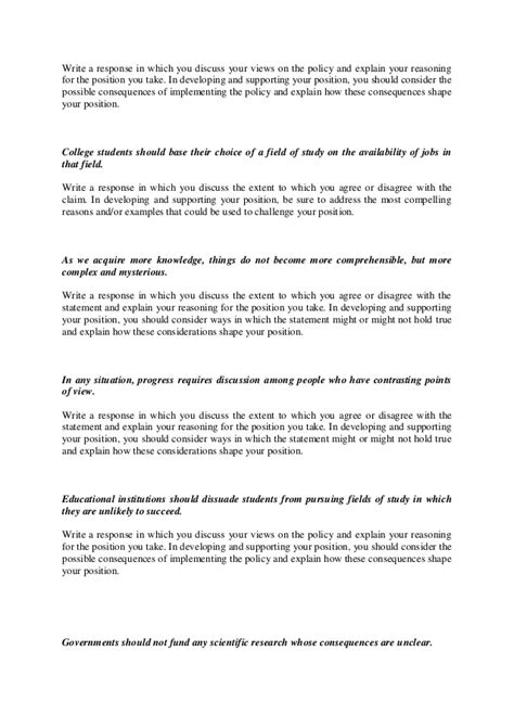 sle of analytical essay gre analyze an issue sle essays 28 images sle gre