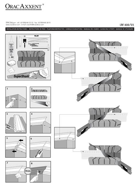 How To Install A Cornice load brochures