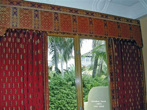 Upholstered Cornice Window Treatments Upholstered Cornices Window Treatments In
