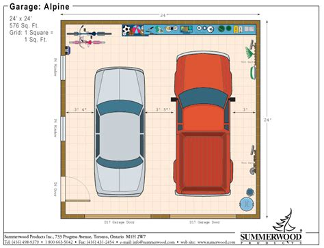 garage floor plan designer floor plan