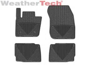 2013 Ford Fusion Floor Mats Weathertech 174 All Weather Floor Mats For Ford Fusion 2013