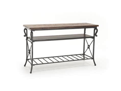 larkin sofa table steinhafels larkin sofa console table