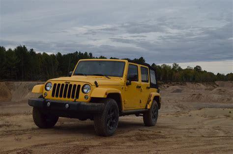 Jeep Wrangler Louisiana Essai Routier Jeep Wrangler Unlimited 2015 Jouer