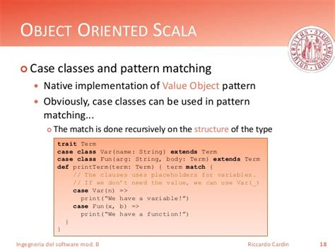 scala pattern matching json a too short introduction to scala