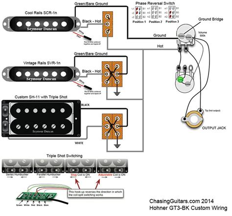 ibanez destroyer wiring diagram k
