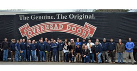 about overhead door company of portland maine