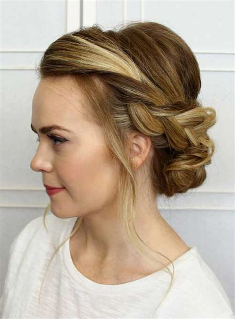 what kind of side bun is good for big forehead how to make messy side bun 2017 2018 best cars reviews