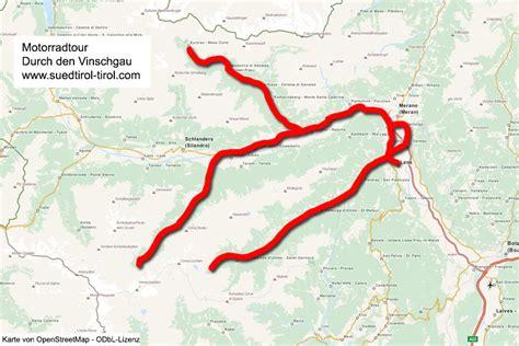 Motorradtouren Vinschgau by Motorradtour Quer Durch Den Vinschgau