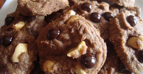 Cookies Milo Coklat resep kue lebaran resep coklat chip cookies
