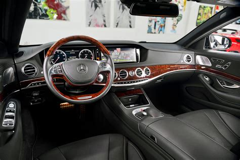 2014 S550 Interior by 2014 S550 Order Date Autos Post