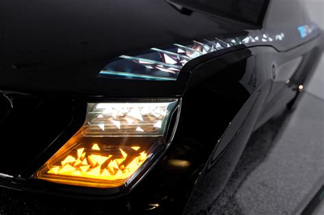 Auto Lights by Audi S New Automotive Lighting Technologies At Ces 2013