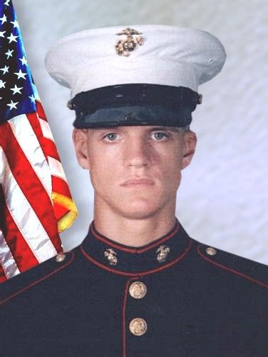 Marine L by Photo Of Medal Of Honor Recipient Jason Dunham