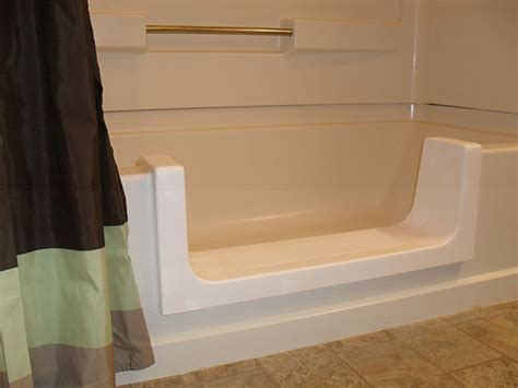 Shower Into Bathtub by Massachusetts Tub To Shower Conversion Total Access Ne