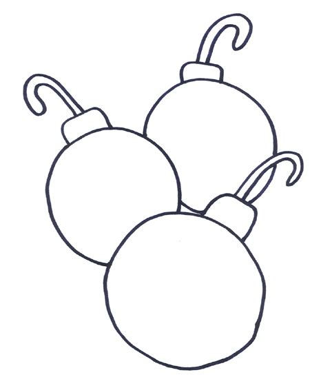 search results for christmas bulb coloring picture