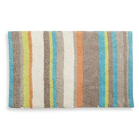 bahama bath rug bahama relax stripe 20 quot x 30 quot bath rug bed bath beyond