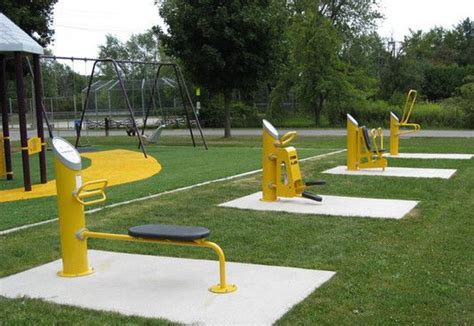 Landscape Structures Fitness Landscape Structures Healthbeat Outdoor Fitness Equipment