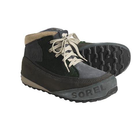 sorel chesterman chukka boots for 3700x