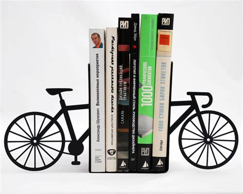 gift guide from coe of crown interiors modern bicycle bookends more colors crown interiors