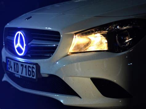 Mercedes Light Up Emblem by Mercedes C Class Lighted Logo Emblem Mbworld Org Forums
