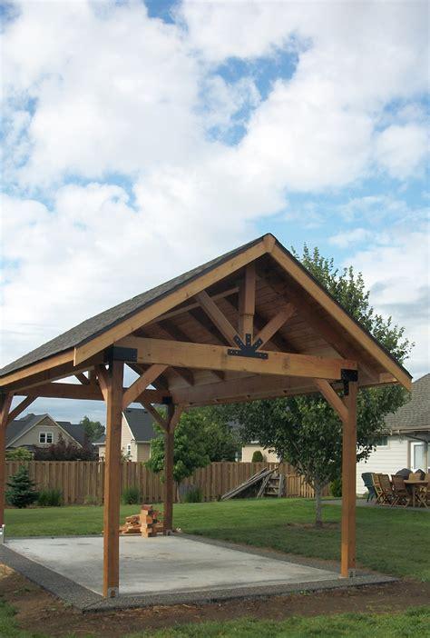 Pergola Pavillon by Pergola Picnic Pavilion Then Barbecue