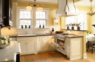 Kitchen Counter Cabinets Antique White Kitchen Cabinets With Granite Countertops