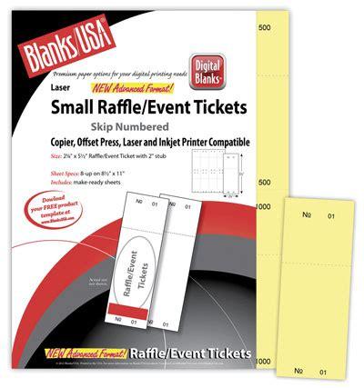 printable raffle tickets staples blanks usa small raffle tickets 90lb index