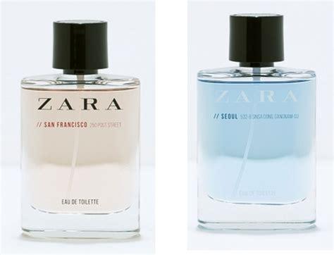 Parfum Zara Seoul kit perfume zara san francisco seoul masculino dia dos