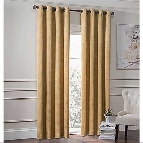 where to buy 95 inch curtains buy garland 95 inch lined grommet top window curtain panel