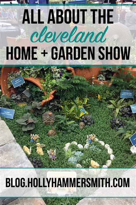 cleveland home  garden show information welcoming