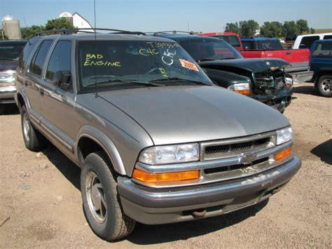 Ecu Blazer 2001 Chevrolet S10 Blazer Engine Computer Ecu Ecm 19971087