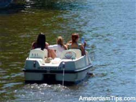 pedal boat hire amsterdam amsterdam canals boat hire rental canal bike gondola