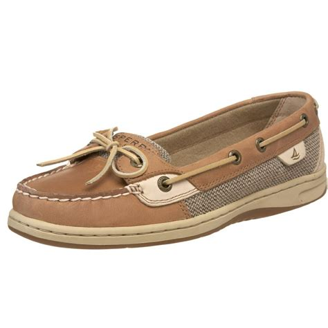 sperry s boots sperry top sider angelfish oat slip on loafer top heels