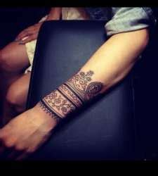 17 best images about wrist tattoo on pinterest colorful