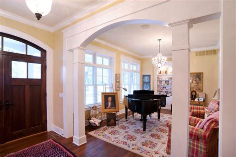 indoor columns for homes interiors columns and arches interior design arches and columns entry traditional with