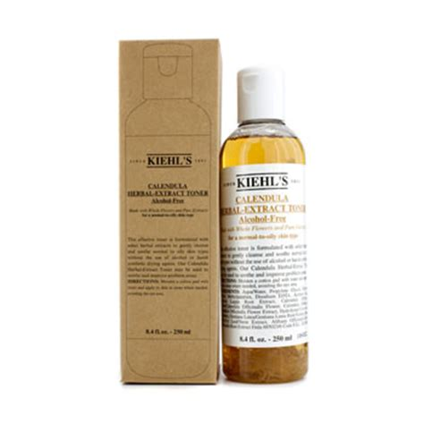 Sale Kiehls Calendula Toner Jar calendula herbal extract free toner n o skin with box by kiehls perfume emporium