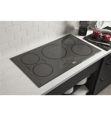 Ge Cooktop Chp9536sjss Ge Cafe 36 Quot Built In Touch Induction