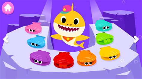 baby shark kpop pinkfong baby shark android apps on google play