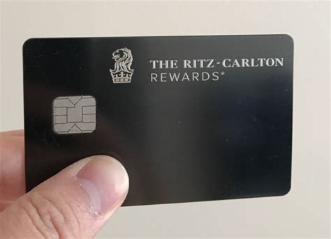 Ritz Carlton Gift Card Balance - ritz carlton rewards credit card best chase card and most underrated the reward boss