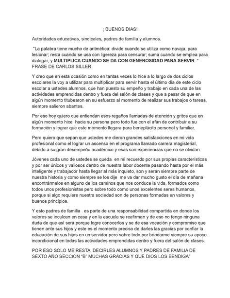 discurso para despedir egresados guadalajara calam 233 o discurso de fin de ciclo