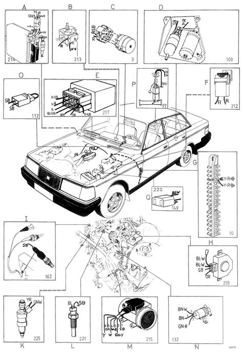 1991 240 volvo fuel wiring diagram wiring diagram